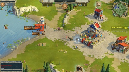 Screenshot Age of Empires Online