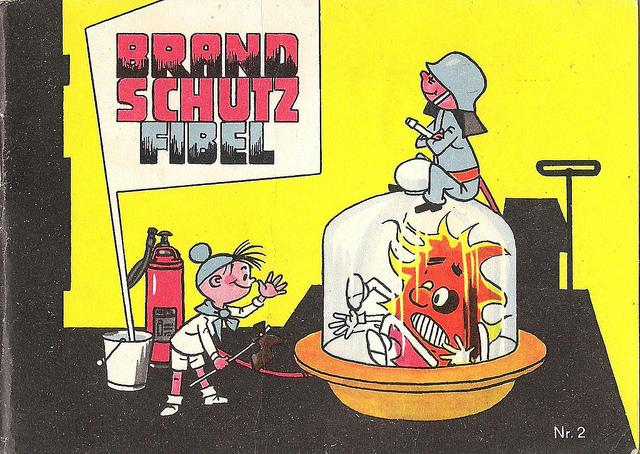 DDR-Brandschutzfibel Nr. 2