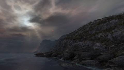 Dear Esther - Beginnig Screenshot