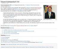 Wikipedia: Eduard Anatoljewitsch Chil