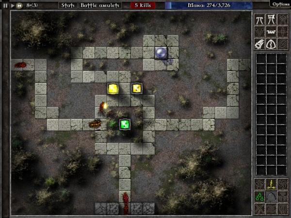 Gemcraft Labyrinth - Level 1